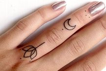 Tatouages des doigts