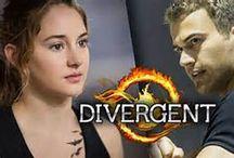 Divergent / Divergent*Movie*Veronica Roth*Tris*Four