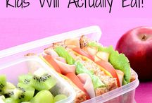 Kid Friendly School Lunches / by Danielle Mack