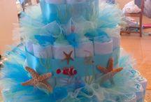 Ariel baby shower