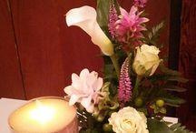fresh flower arrengement