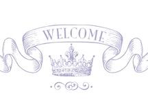 Crest Inspiration / Design Inspiration  / by Vintage Monogram Designs