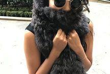 Fur Scarves & Collars