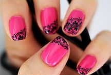 Nails, MakeUp, and Hair Tips and How to's / by Mandie Lockard