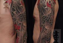 Tattoos by Jarno Kantanen