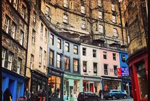 Edinburgh-places to visit soon