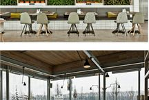 Restaurant Design References / by Métricastudio