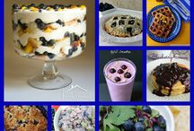 Blueberry Recipes / #Blueberry #Recipes