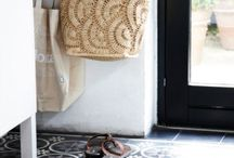 Tile I Love Thee / tile, wood, cement, painted... all flooring