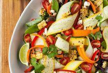 salads / by Harjeenie S.