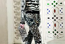 Animal Instincts / Animal prints & motifs in women's fashion