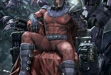 Magneto / Magneto is a fictional character the archenemy of the X-Men , is a powerful mutant.