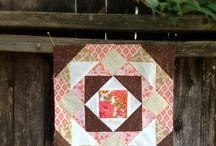 Cora's Quilts - Spring Sampler