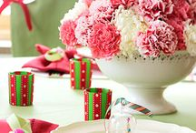 Christmas & table decorations