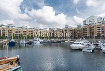 St Katherines Docks / #StKatherinesDocks #London #Victorstone www.victorstone.co.uk