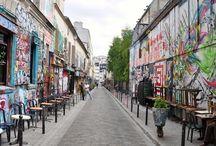 Hidden places in Paris