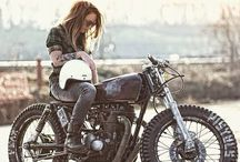 Motorcycle!