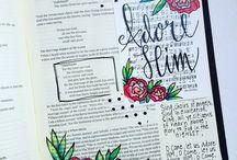 Bible Journaling - Revelation