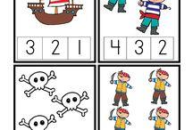 Pirate Pre-K 2015-2016 / by Bekah Kile