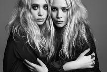 The Olsen twins