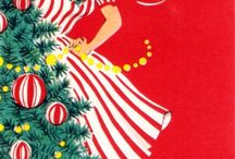 Christmas:  Vintage Cards / Images