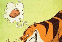 Comics, Graphic Novels