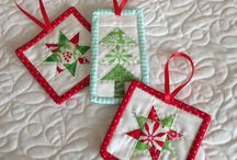 Quilted Project Ideas / Small quilted projects I'm inspired by.