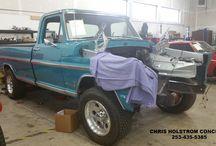 69 Ford PU