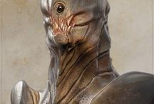 Character Design 3: Aliens