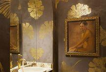 Art Deco - baños