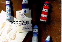 Lighthouses/ Маяки / Всевозможные маяки и все, что с ними связано