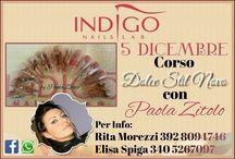 Corsi Indigo / Qui troverete tutti i corsi in programma in Piemonte e Liguria