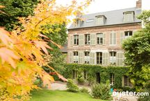 Normandy's Prettiest Boutiques / Take a look at Normandy's prettiest boutique hotels EVER. / by Oyster