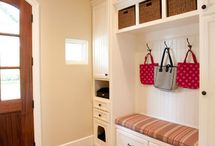 Clark Residence Inspiration / Coastal meets farmhouse for this custom build in Mars Hill, NC