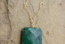 Jewelry / by Velvet Antler Marfa