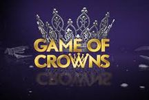 """Game of Crowns / Six pageant wives compete on the """"Mrs."""" pageant circuit to snatch the spotlight with their intense preparation from obsessing over the perfect swimsuit to honing their interview skills– all while being dedicated mothers and wives."""