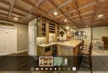 Basements/Attics/Extra Space / Basement/attic remodels plus extra spaces.