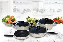 Beautiful Kitchen: Pots and Pans / Pots and pans currently listed for sale on bidorbuy.
