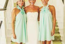 bridemaids & bestman *