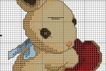 Cross stitch Thun