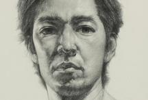 Faces / Portraits / by Douglas Drake