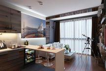 40m apartment