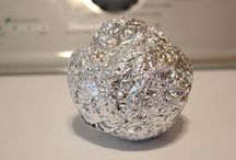 Aluminum foil cleaning tips