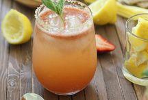 Delicious, Delightful & Delectable Drinks