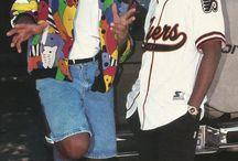 90s pose