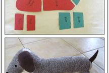 Dachshund-made from socks