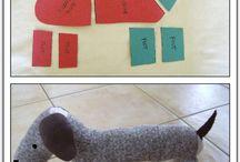 dachshound sock doll