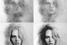 Dibujos de personas