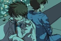 Detective Conan / Most of the Pictures are KaiShin Pictures :3
