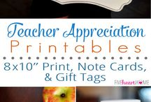Teacher gifts / by M. Parker Graphic Design
